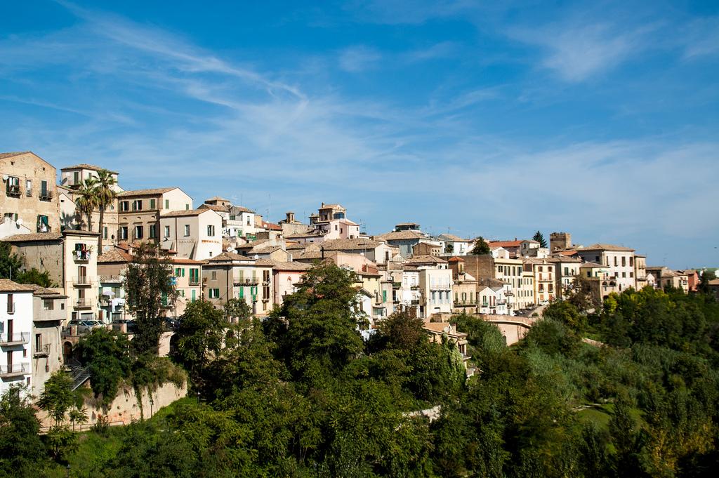 Lanciano, Rocca San Giovanni e San Vito